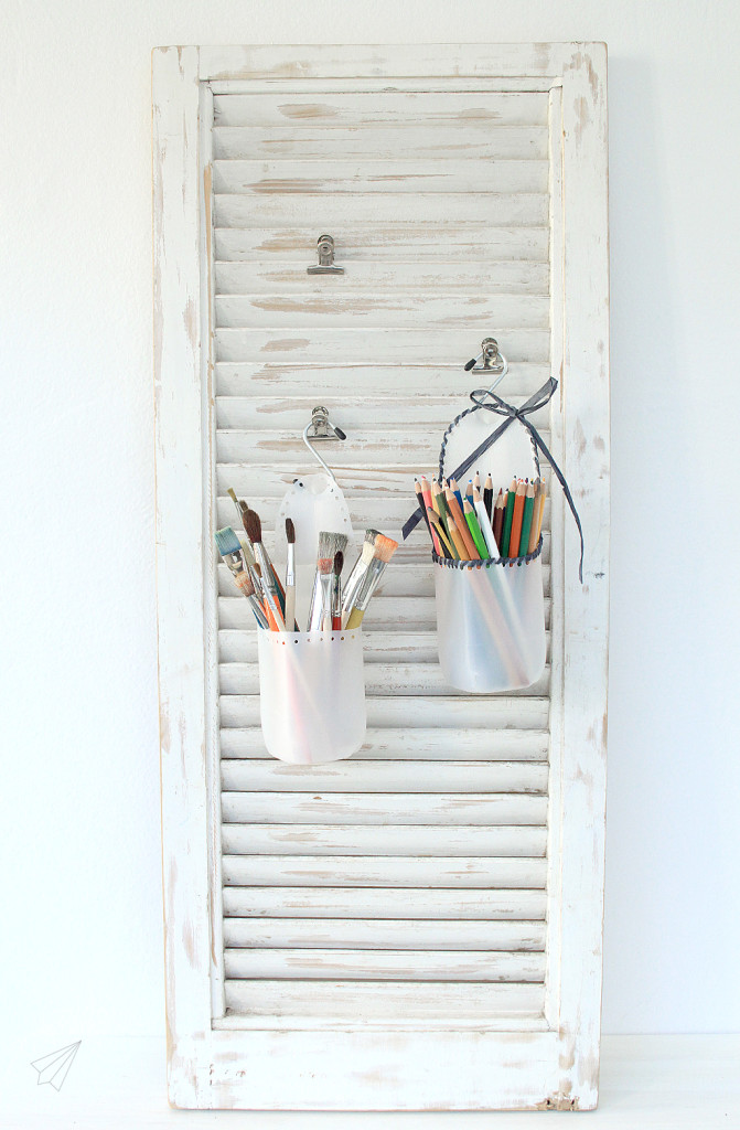 upcycled milk jug storage 2