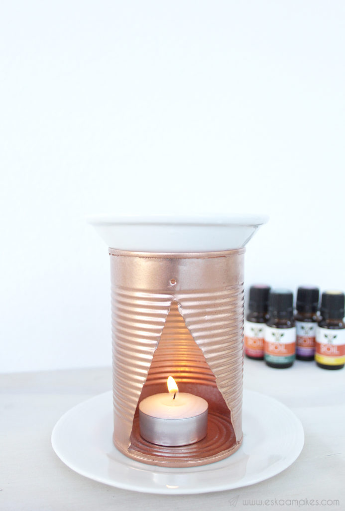 diy essential oil burner
