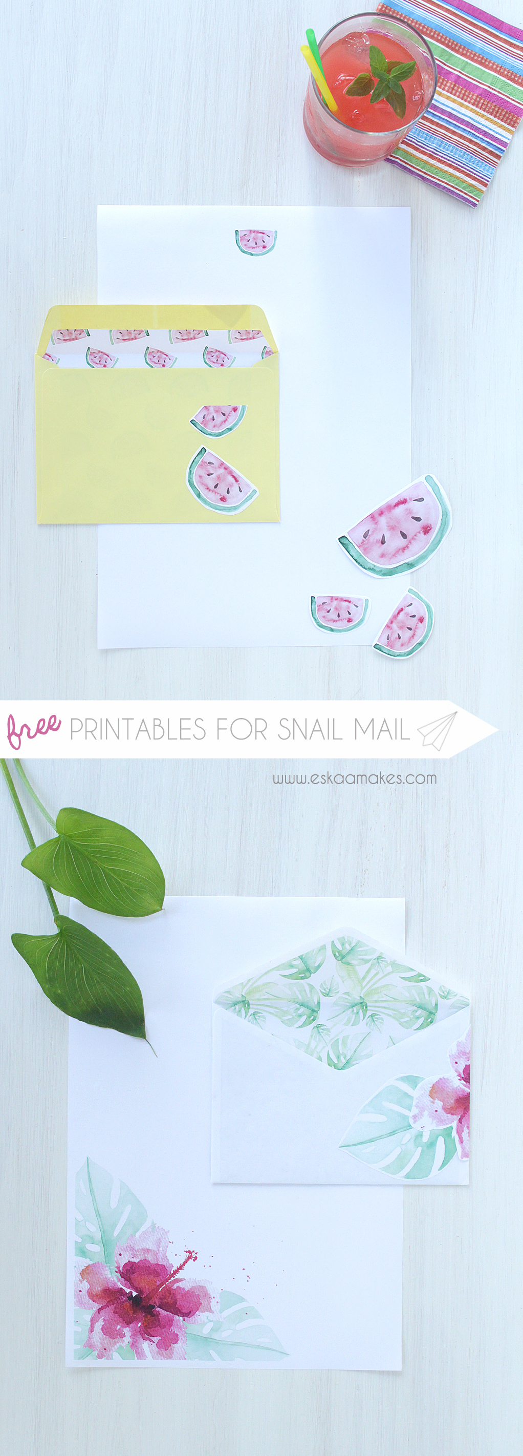 This is a photo of Handy Free Snail Mail