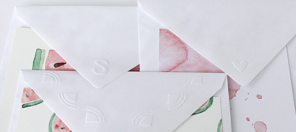 diy embossed envelope FEATURE2