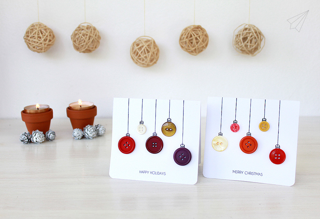 christmas card baubles 7