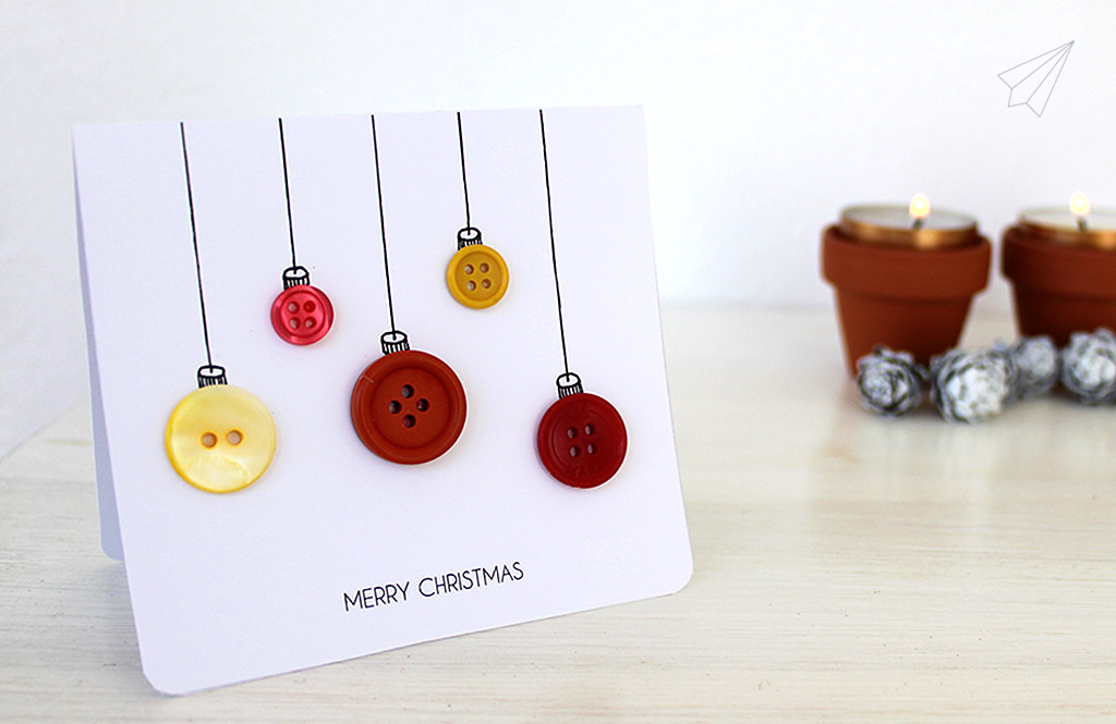 christmas card baubles 8