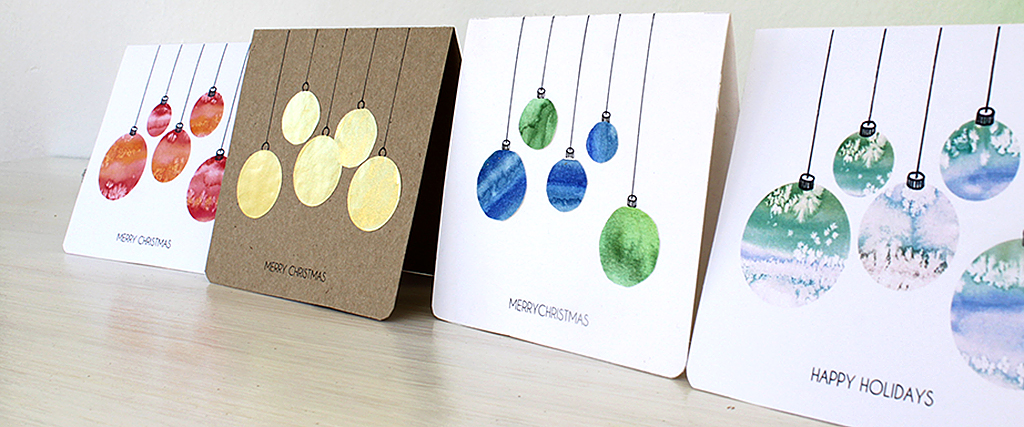How to make christmas cards with baubles free printables es christmas cards baubles feature solutioingenieria Gallery