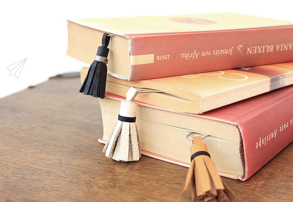 tassel bookmark 5