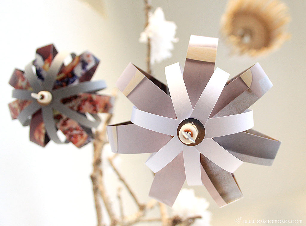 diy paper ornament