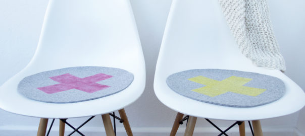 How to make: printed (no sew) seat cushions » [es.kaa.] makes