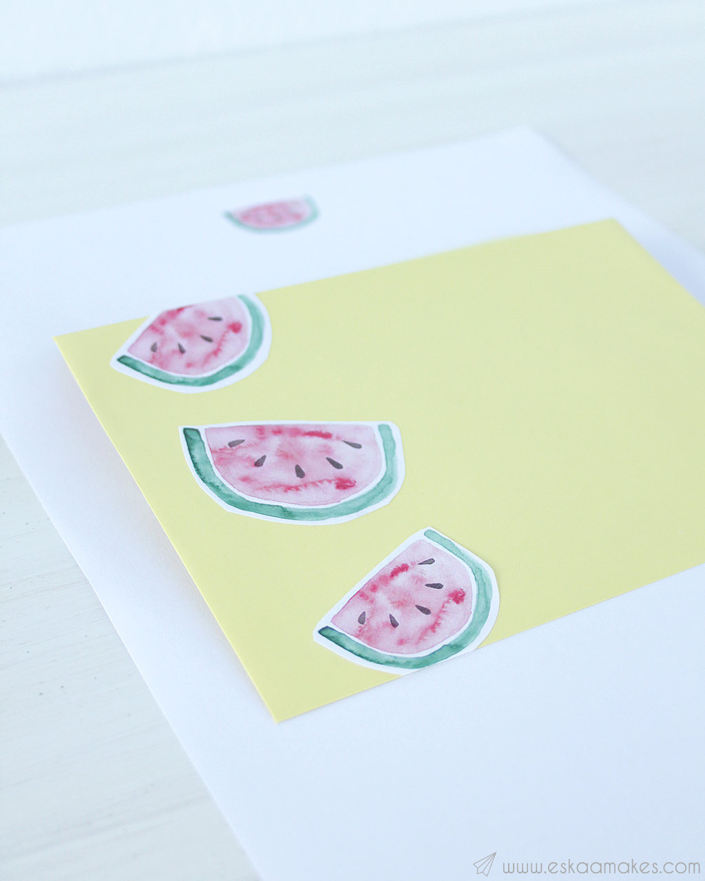 printables watermelon snailmail 2
