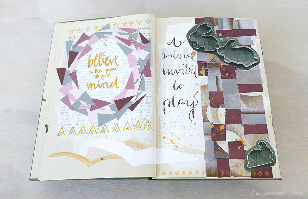 diy art journaling 3