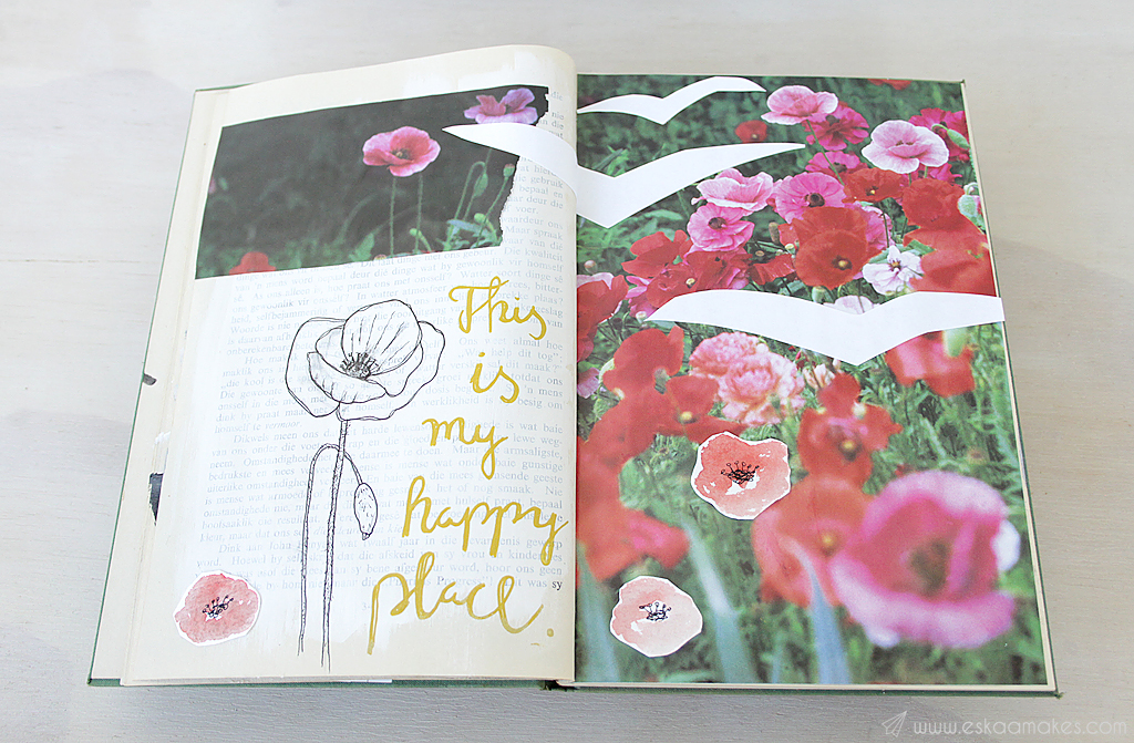 diy art journaling 7