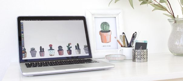 free digital wallpaper and printable cacti